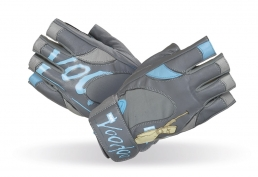 MADMAX Fitness rukavice VOODOO BLUE