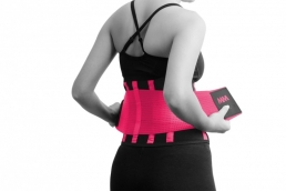 MADMAX Slimming Belt pink