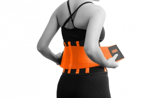 MADMAX Slimming Belt orange