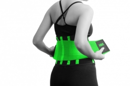 MADMAX Slimming Belt green