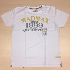 MADMAX Mens T-shirt with short sleeve