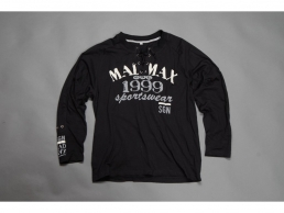 MADMAX Mens T-shirt with long sleeves