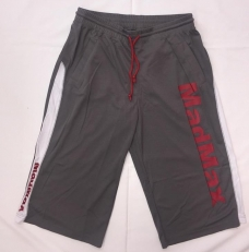 MADMAX Mens sport 3/4 short