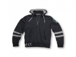 MADMAX Mens sweatshirt with a hood