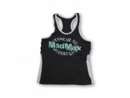 MADMAX Mens sports tank top