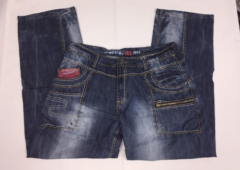 MADMAX Authentic jeans